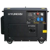 Máy phát điện Hyundai DHY12000SE (DHY-12000SE) - 9 KVA
