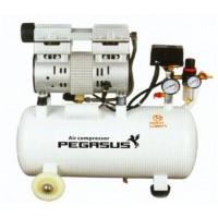 Máy nén khí không dầu giảm âm PEGASUS TM OF550 25L