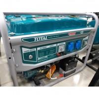 Máy phát điện dùng xăng Total TP155001 5.5KW