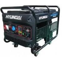 Máy phát điện Hyundai DHY2500LE (DHY 2500LE) công suất liên tục 2.2 KVA; Đề nổ; chạy dầu