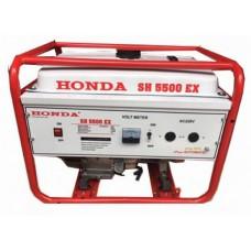 """""""Máy phát điện Honda SH 5500C 4,5kw xăng giật tay"""""""