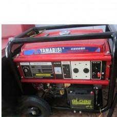 Máy phát điện Yamabisi EC6500DXE 5KVA de dien