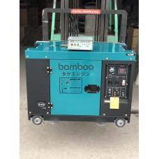 Máy phát điện Bamboo 9800EAT 1 Pha