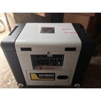 Máy phát điện chạy dầu 6kw Hakuda HKD 6000EV