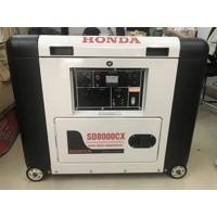 Máy phát điện Honda chạy dầu 7kw HD8700EV